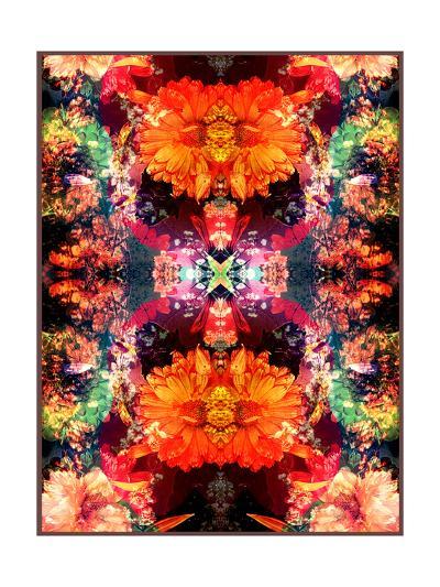 Royal Floral Ornament-Alaya Gadeh-Art Print