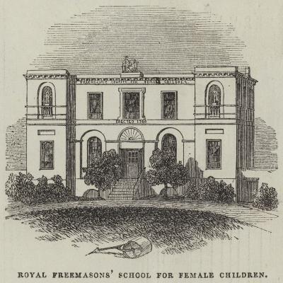 Royal Freemasons' School for Female Children--Giclee Print
