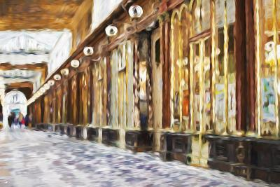 Royal Gallery - In the Style of Oil Painting-Philippe Hugonnard-Giclee Print