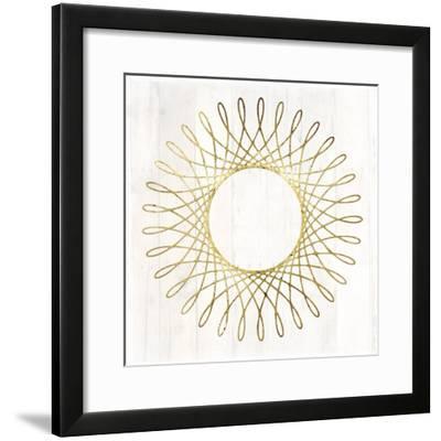 Royal Gate 1-Sheldon Lewis-Framed Art Print