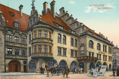 Royal Hofbrauhaus, Munich, Germany--Art Print