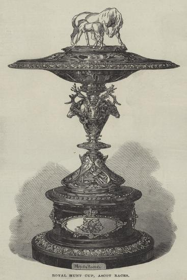 Royal Hunt Cup, Ascot Races--Giclee Print