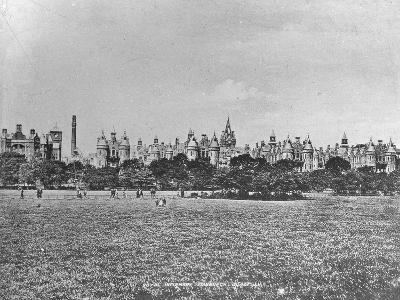 Royal Infirmary, Edinburgh, Scotland, Late 19th or Early 20th Century--Giclee Print