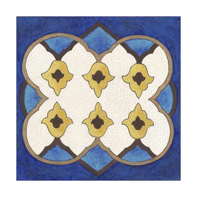 Royal Lapis II-Vanna Lam-Art Print