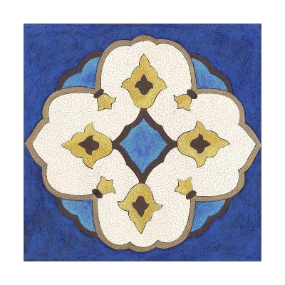 Royal Lapis III-Vanna Lam-Art Print