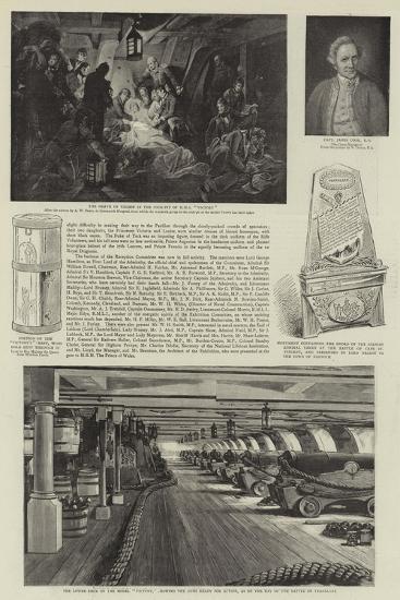 Royal Naval Exhibition--Giclee Print
