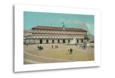 Royal Palace, Naples