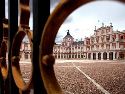 Royal Palace of Aranjuez-Bruce Bi-Photographic Print