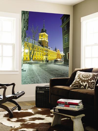 Royal Palace, Warsaw, Poland-Jon Arnold-Wall Mural