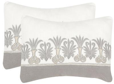 Royal Palm Pillow Pair--Home Accessories