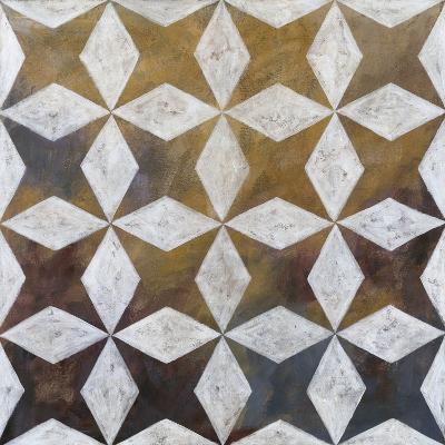Royal Pattern I-Megan Meagher-Art Print