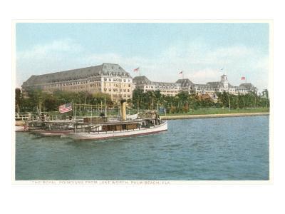 Royal Poinciana Hotel, Palm Beach, Florida--Art Print