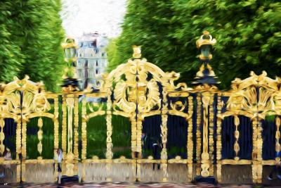 Royal Portal - In the Style of Oil Painting-Philippe Hugonnard-Giclee Print