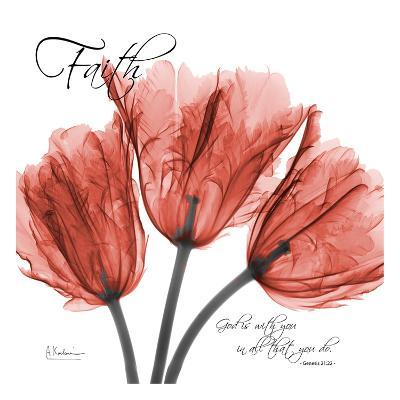 Royal Red Tulip, Faith-Albert Koetsier-Art Print