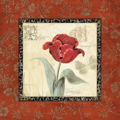 Royal Reds I-Jo Moulton-Art Print