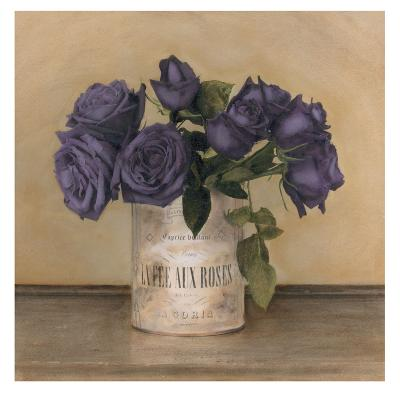 Royal Roses-Cristin Atria-Art Print