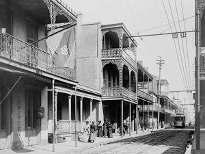 Royal St., New Orleans, Louisiana