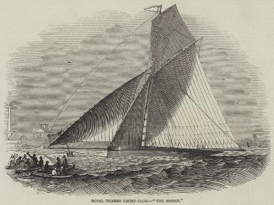 Royal Thames Yacht Club, The Secret--Giclee Print