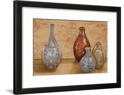 Royal Urns-Tiffany Hakimipour-Framed Art Print