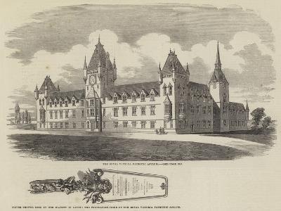 Royal Victoria Patriotic Asylum--Giclee Print