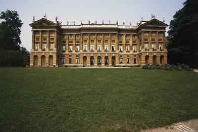 Royal Villa and Public Villa--Photographic Print