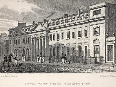 Royal York Baths-Thomas Hosmer Shepherd-Giclee Print