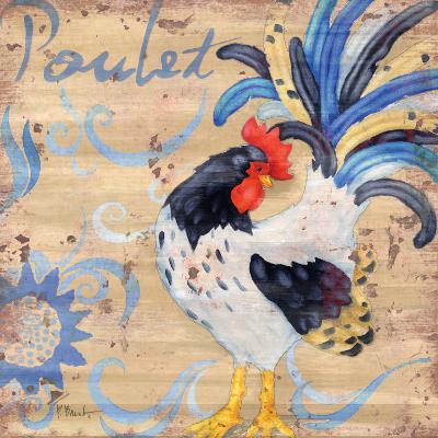 Royale Rooster IV-Paul Brent-Art Print