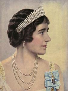 Royalty, Queen Elizabeth The Queen Mother, 1939, UK