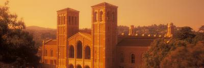 Royce Hall at an University Campus, University of California, Los Angeles, California, USA--Photographic Print
