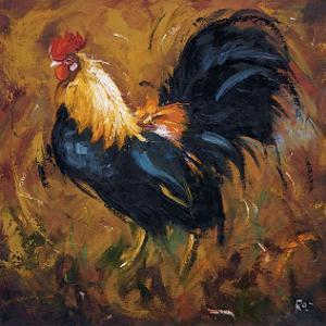 Rooster, no. 502 by Roz