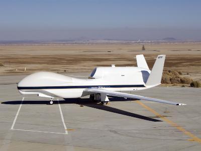 RQ-4 Global Hawk-Stocktrek Images-Photographic Print