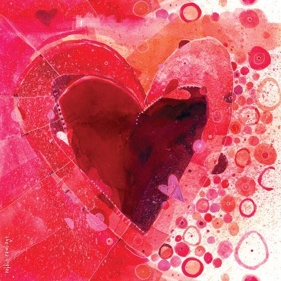 RR Heart 7-Robbin Rawlings-Art Print