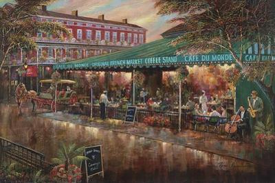 Café du Monde by Ruane Manning