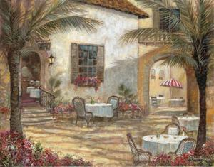 Courtyard Ambiance by Ruane Manning
