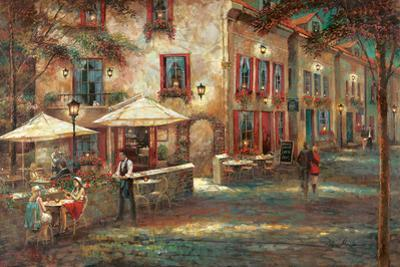 Courtyard Café by Ruane Manning