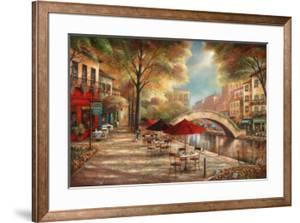 Riverwalk Café by Ruane Manning