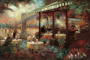 The River Café by Ruane Manning