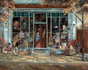 Vintage Rose Revisited by Ruane Manning