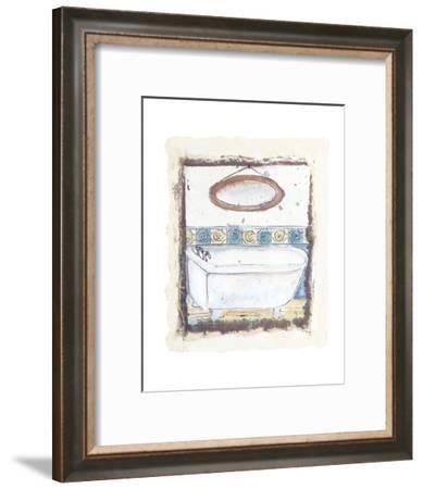 Rub-a-Dub-Jane Claire-Framed Art Print