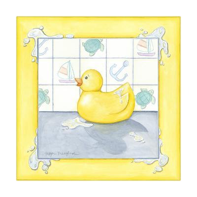 Rubber Duck II--Art Print