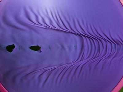 Rubber Wave-Alan Sailer-Photographic Print