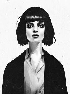 Mrs Mia Wallace by Ruben Ireland
