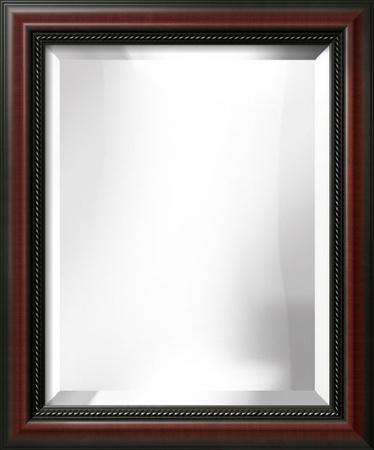 RUBENS mahogany Mirror