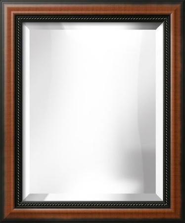 RUBENS Pecan Mirror