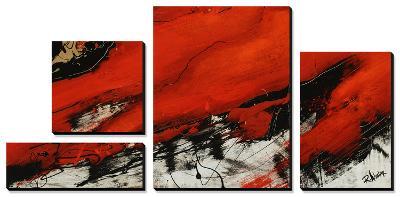 Ruby I-Rikki Drotar-Canvas Art Set