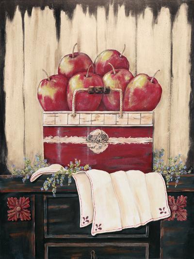 Ruby Red-Jo Moulton-Art Print