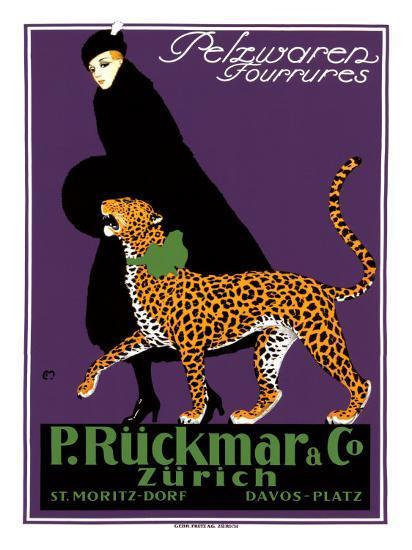 Ruckmar-Carl Moos-Giclee Print
