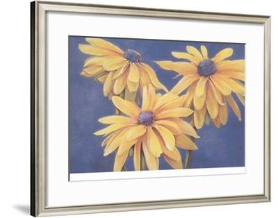 Rudbeckias-M^ De Flaviis-Framed Art Print