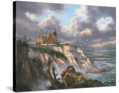 Block Island Lighthouse by Rudi Reichardt
