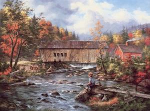 Tunbridge, Vermont by Rudi Reichardt